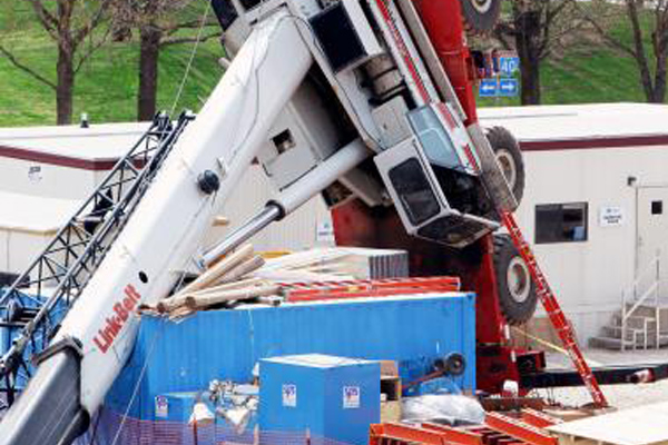 How Crane Recovery Can Reduce Your Crane Insurance Premiums