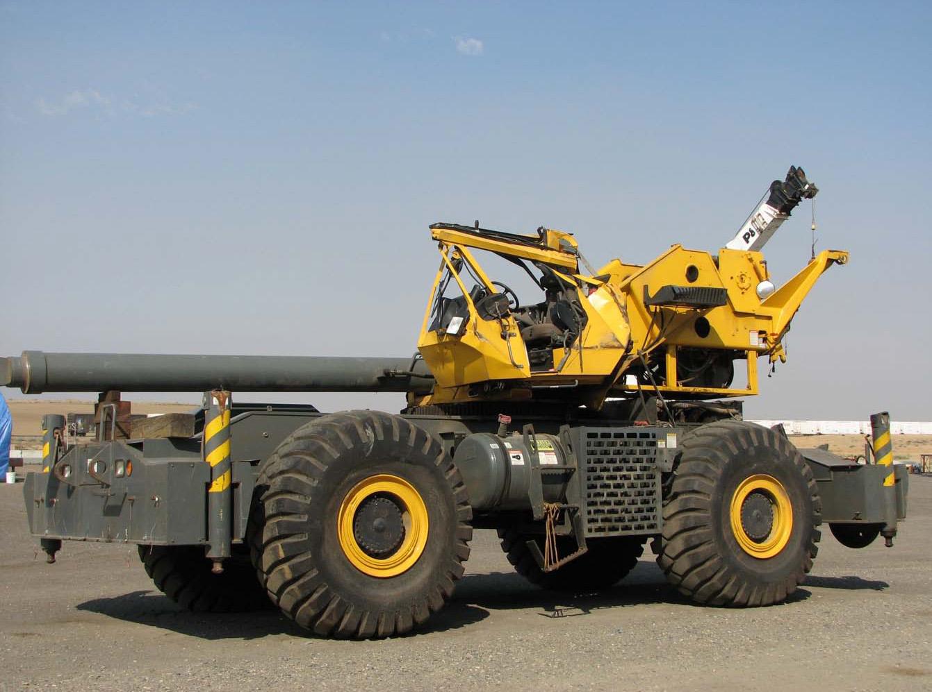 Bait & Switch: Underbidding Crane Repairs | Crane Insurance