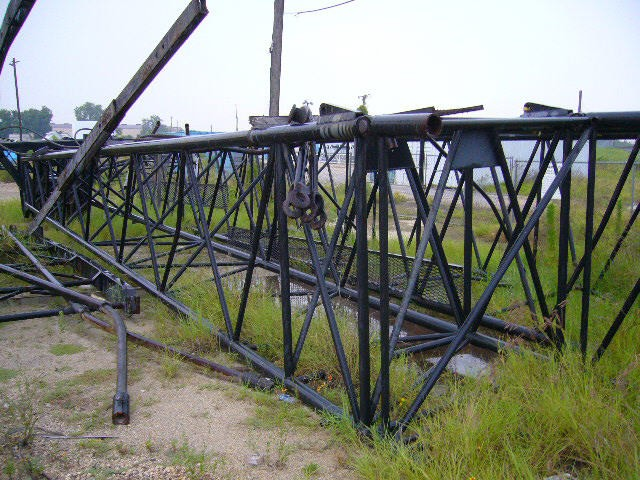 Use Caution When Buying Used Crane Boom