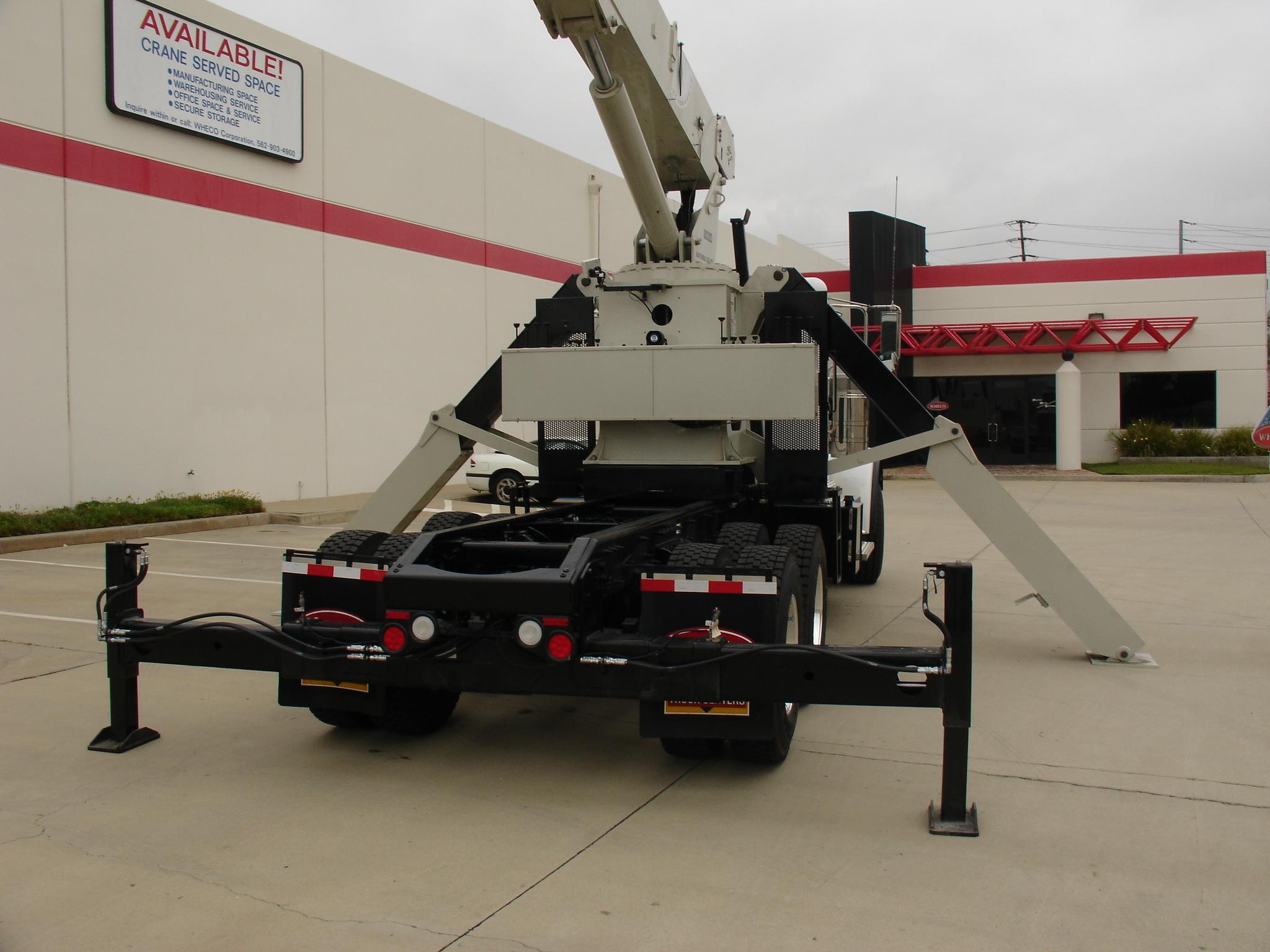 national crane 800d service manual