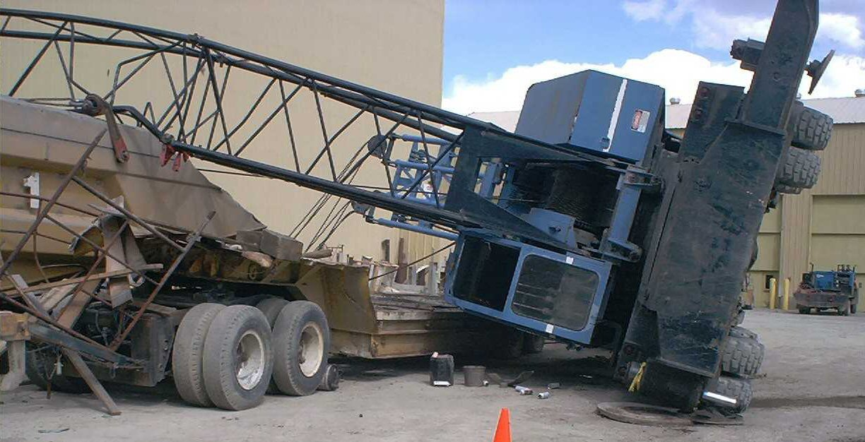 Insuring Cranes – Crane Accidents and Some Hard Truths!