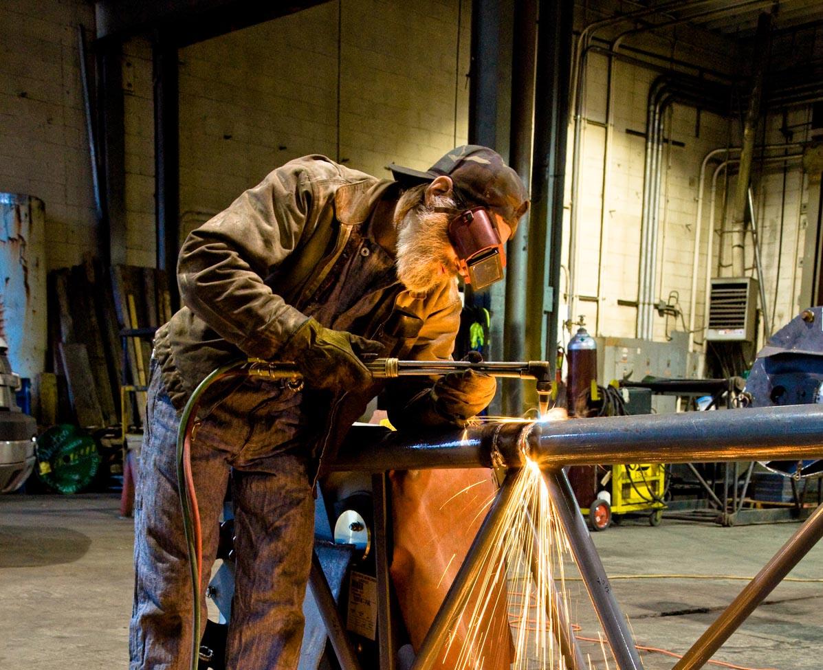 Crane Repair and Refurbishment: High Grade