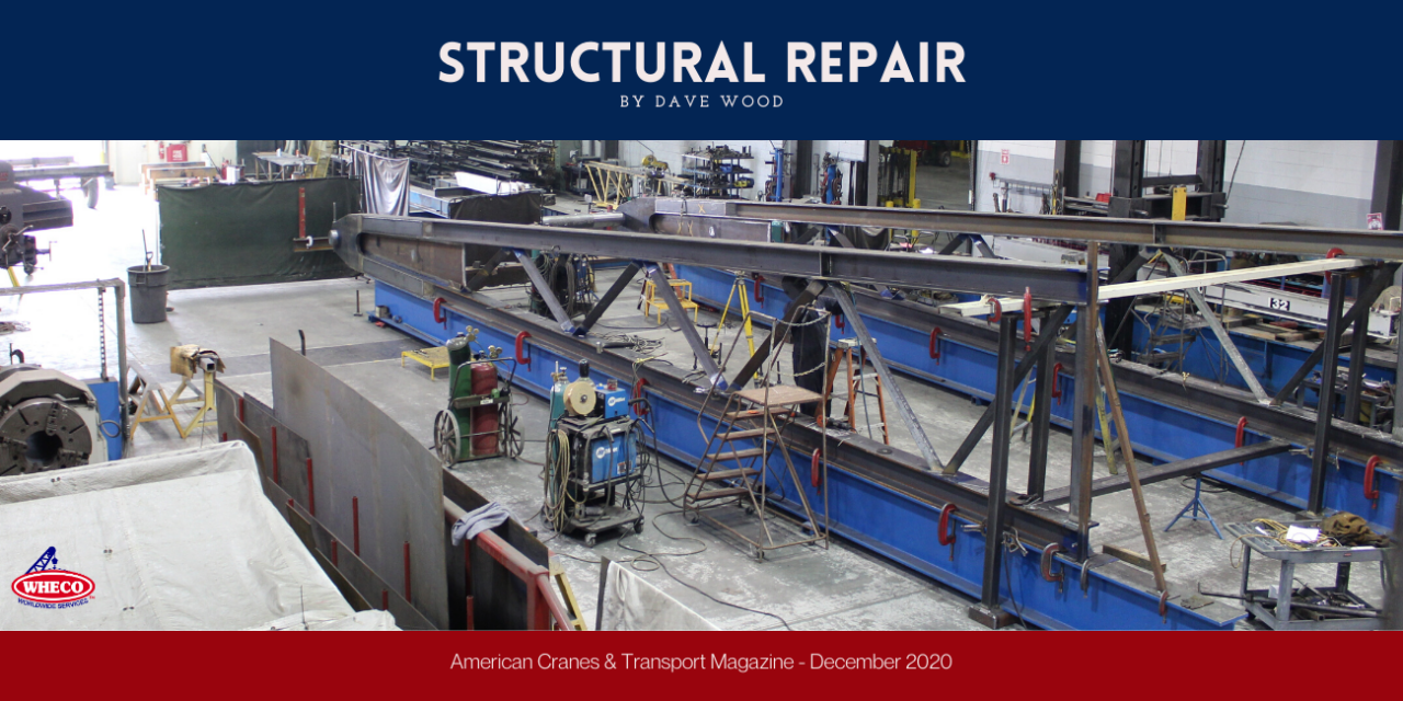 Structural Repair by Dave Wood AC&T 12/2020